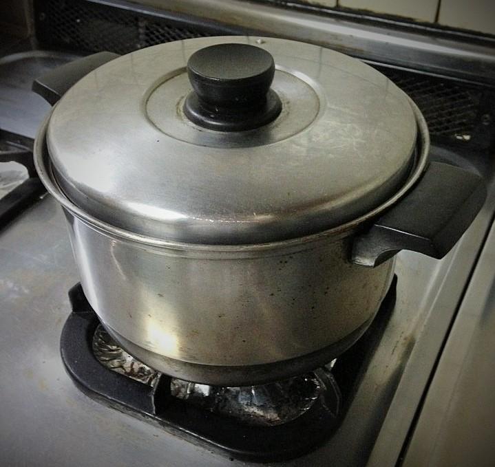 ワンルームのキッチンでもあんこ/和菓子作りは出来ます!