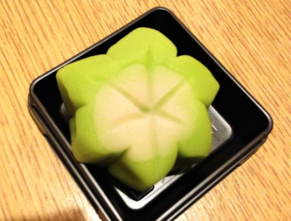 京都:和菓子体験 教室へ参加
