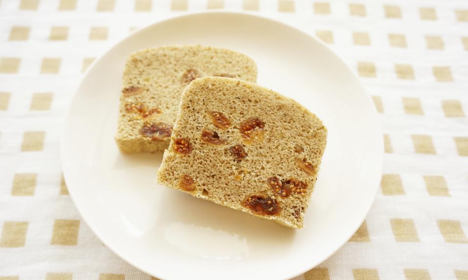 ほうじ茶といちじくの浮島の作り方/レシピ