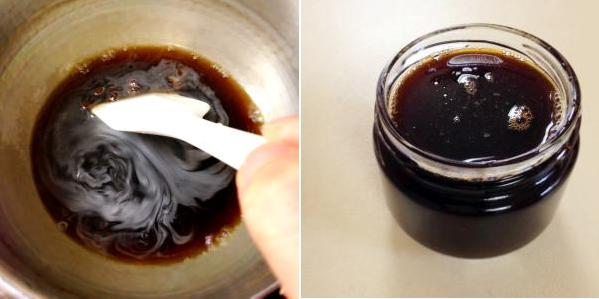 黒蜜のレシピ/作り方