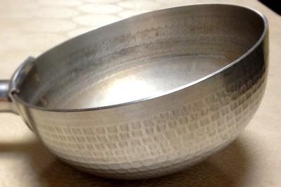 つぶあん・こしあん・白あん作り、お鍋はコレを使っています