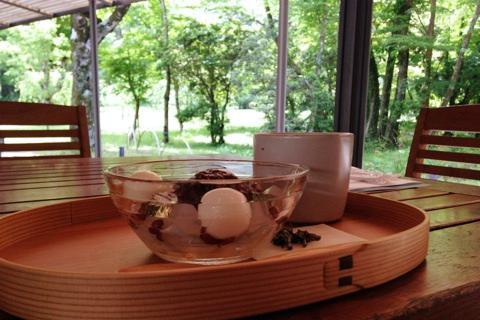老舗の和菓子屋さんが手掛ける複合施設、おすすめの6カ所をご紹介します