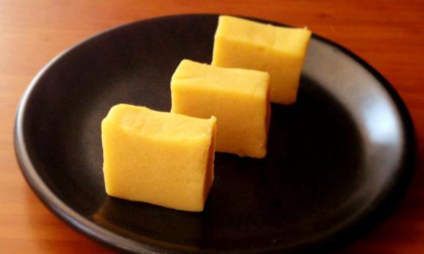 しっとりタイプの芋ようかんの作り方