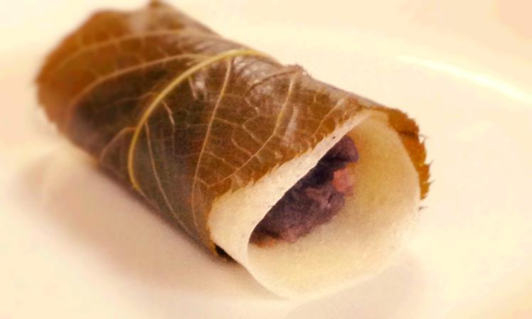桜餅(焼き皮タイプ)の作り方/レシピ