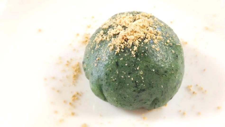 よもぎ餅(草餅)のレシピ/作り方