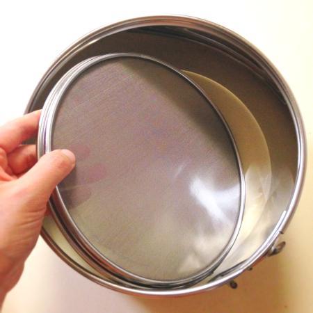 おすすめの「裏漉し器」のご紹介