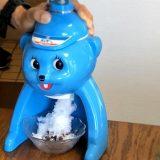 和菓子道具の紹介:教室でも使っています!かき氷器