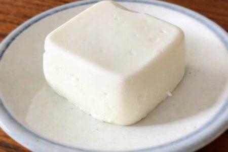 葛菓子レシピ①:嶺岡豆腐の作り方