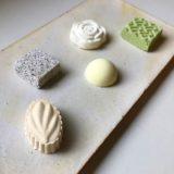 簡単・手軽にできる干菓子作り:和三盆・落雁の作り方