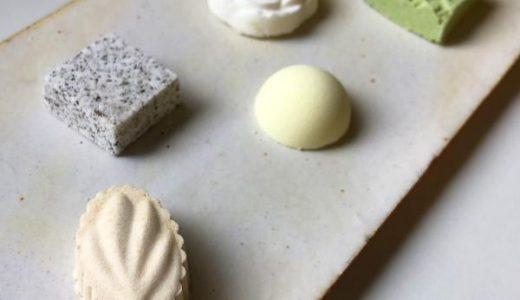干菓子「和三盆・落雁」の作り方