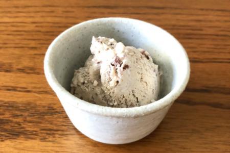 【自家製アイス】つぶあんで作る小豆アイスの作り方