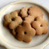 そば粉を使った和菓子の作り方①:そばぼうろ