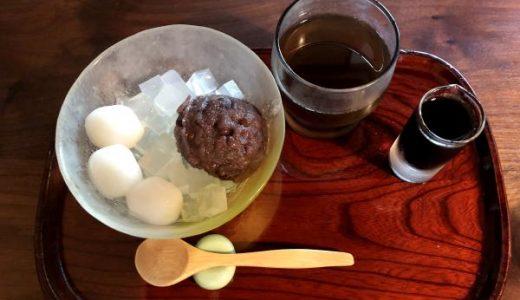 東京であんみつを食べるならココ!おすすめのお店をご紹介