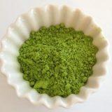 和菓子・和スイーツ作りにおすすめの抹茶