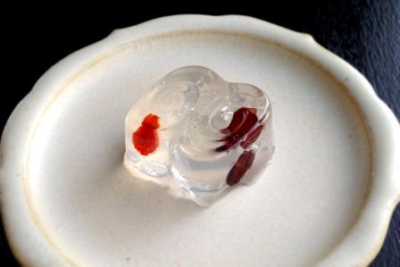 茶席の和菓子におすすめ!シンプルな錦玉羹の作り方