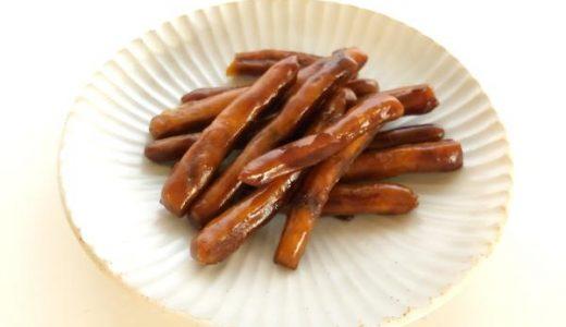 【揚げ菓子レシピ】かりんとうの作り方