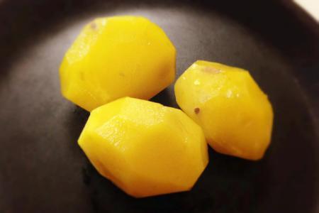 栗の甘露煮の作り方/レシピ