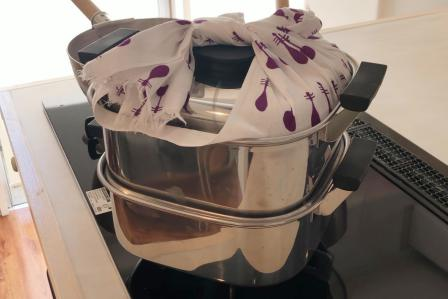 【和菓子作りに必須】オススメの蒸し器のご紹介