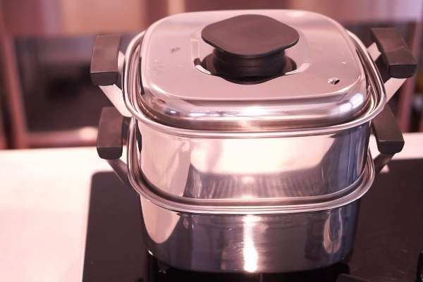 使い方 蒸し器